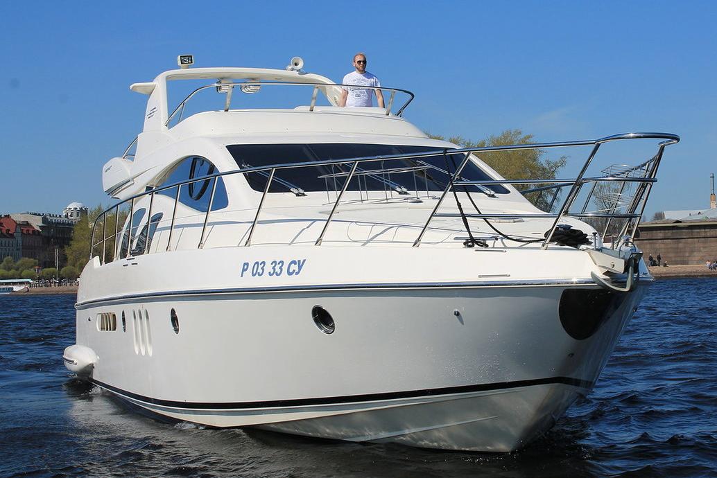 Яхты Azimut 55