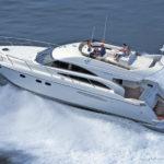 Яхта Princess 50
